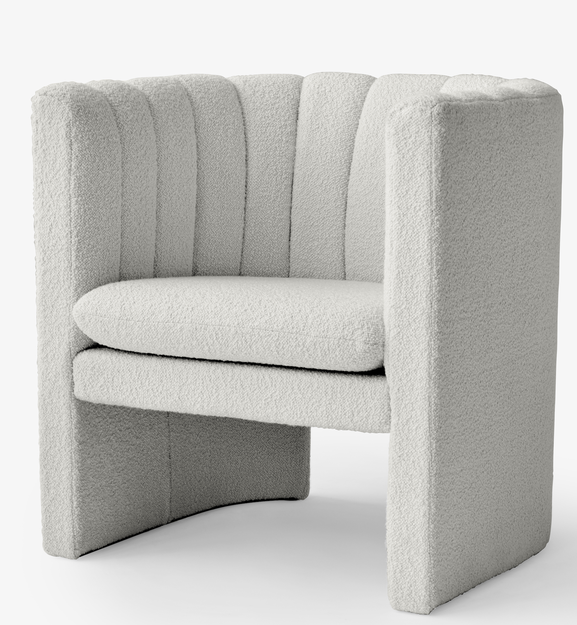 Tradition loafer chair design space copenhagen for Scandic design