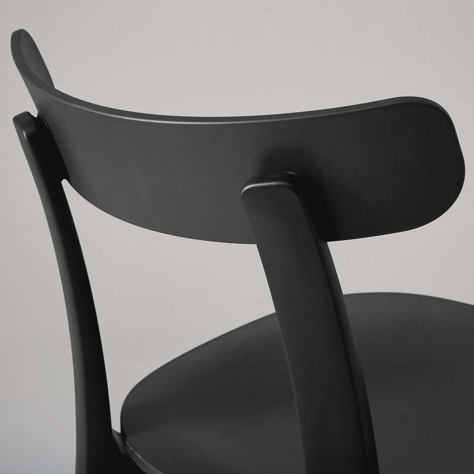 Vitra all plastic chair jasper morrison for Scandic design