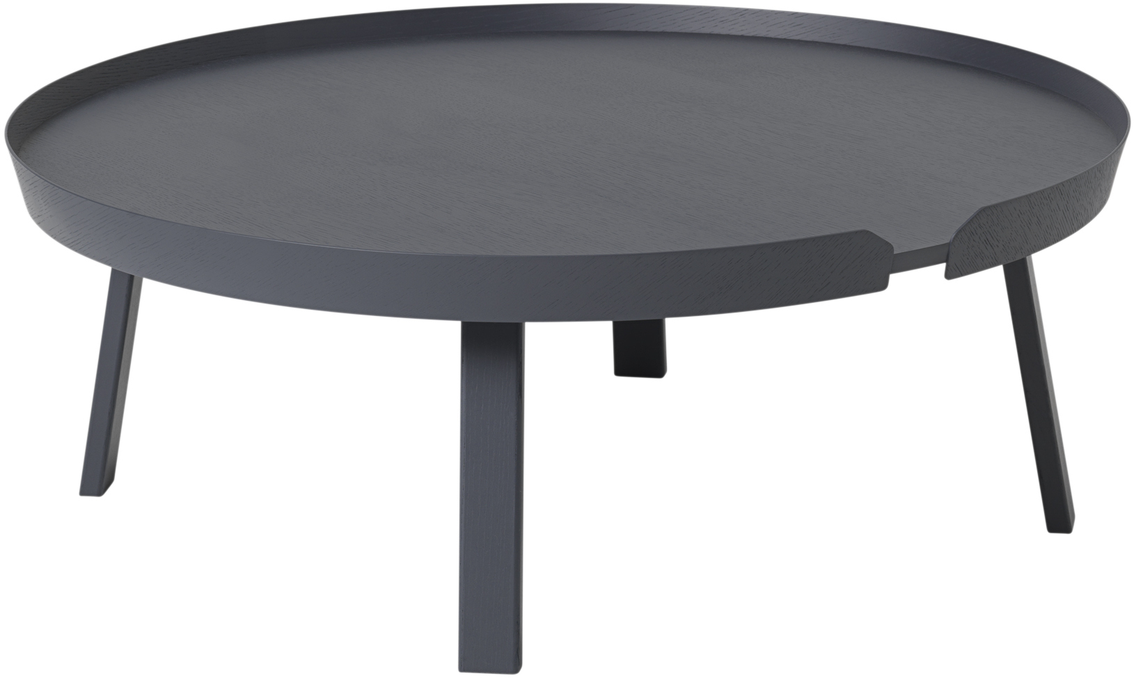 muuto coffee table around thomas bentzen. Black Bedroom Furniture Sets. Home Design Ideas
