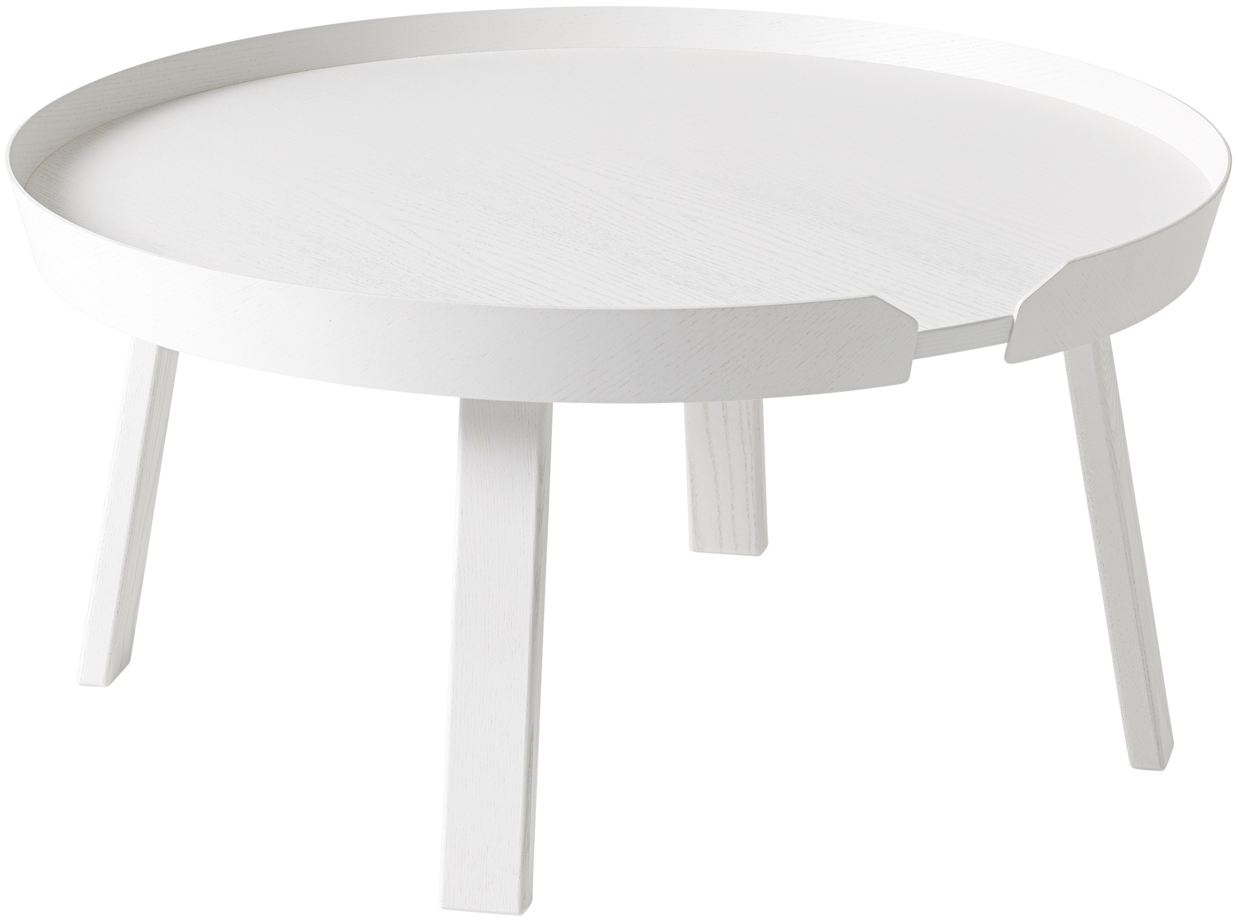 Muuto – coffee table Around – Thomas Bentzen