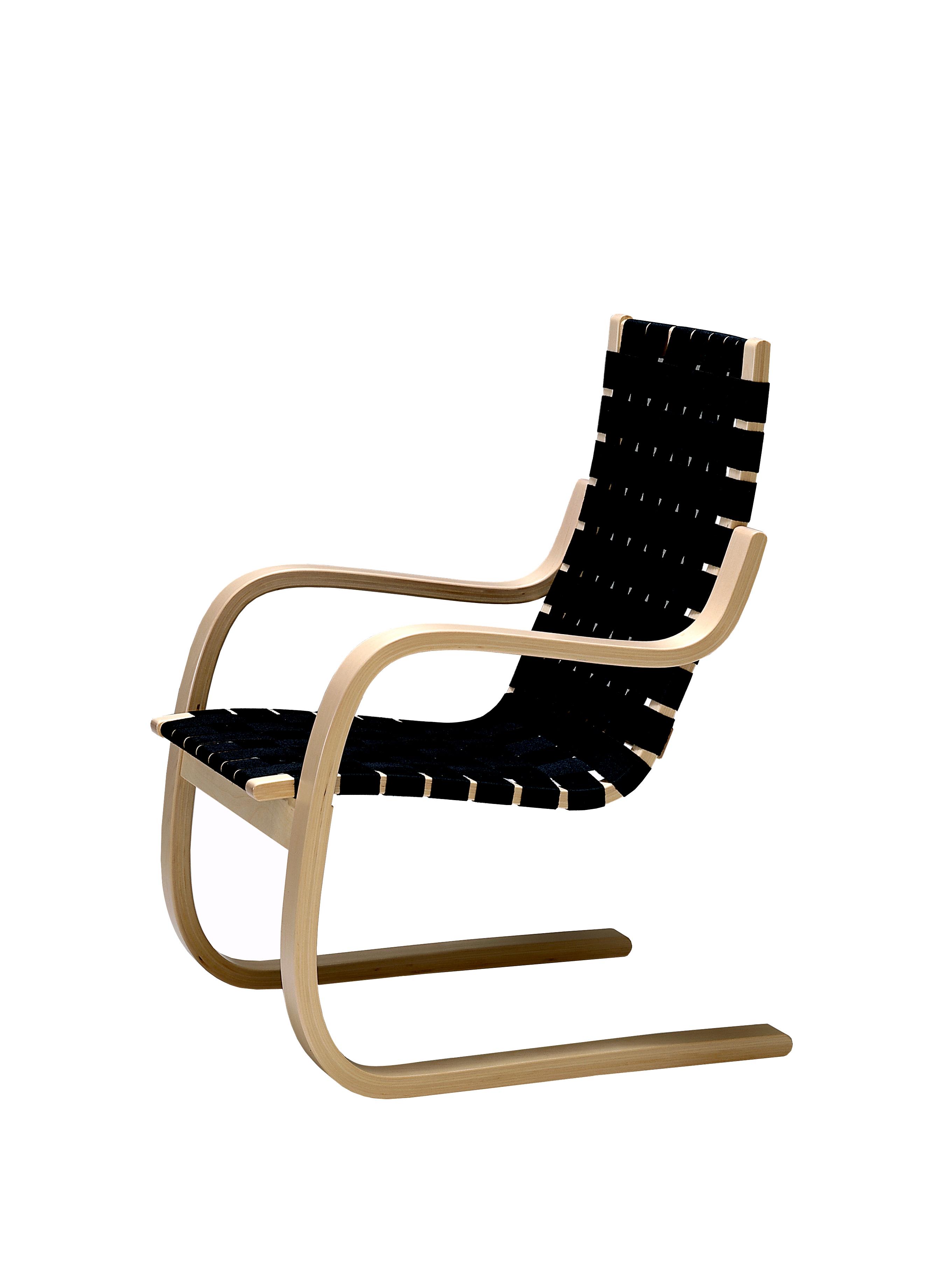 Artek – Armchair 406 – design Alvar Aalto, 1939