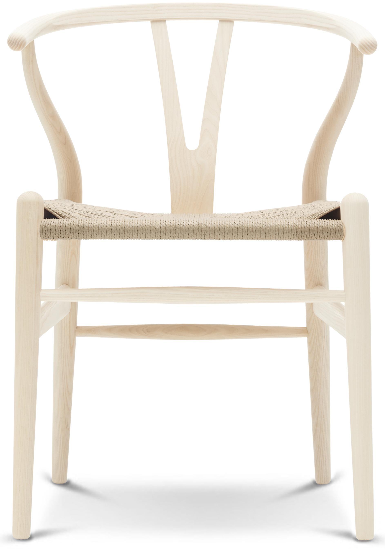 Wishbone Chair CH24 - Natural Wood - Carl Hansen & Søn