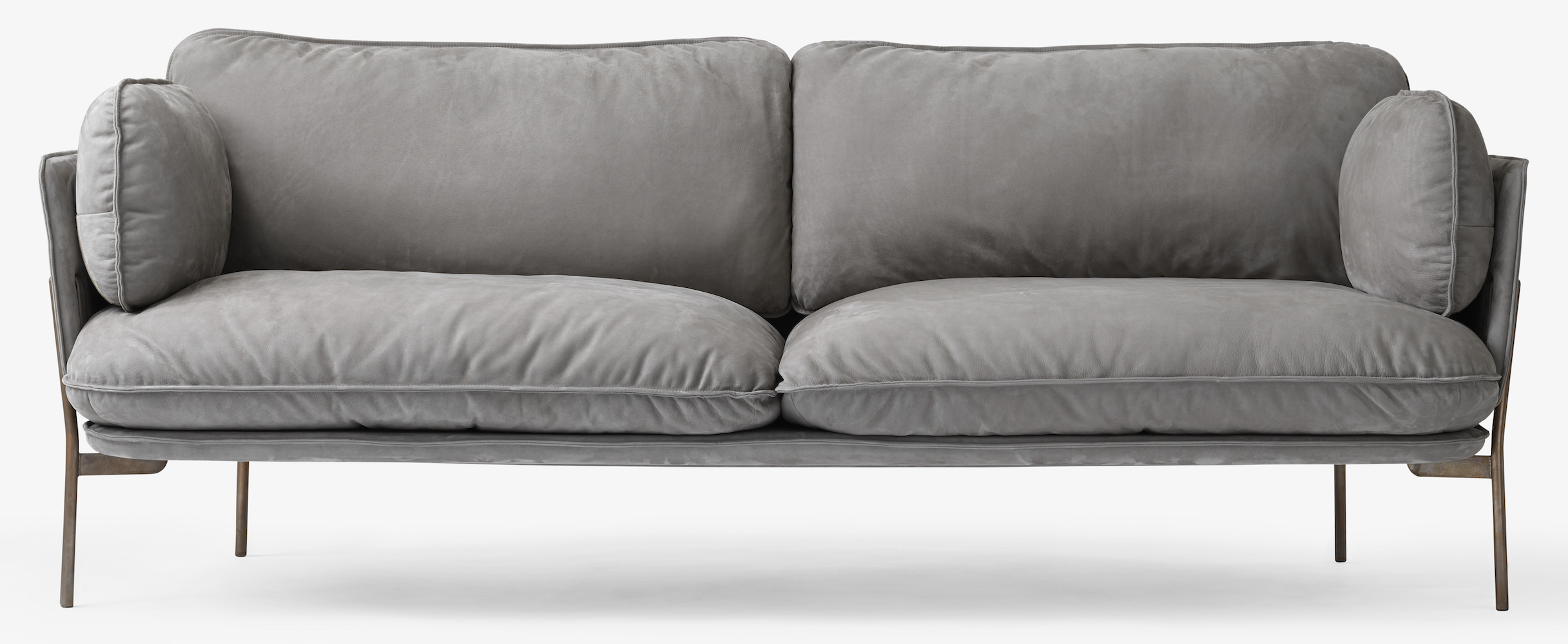 &Tradition Cloud series 2 and 3 seaters armchair and pouf