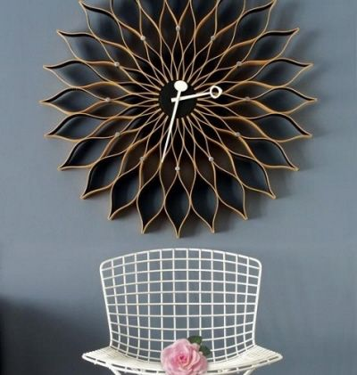 Vitra Sunflower Clock Georges Nelson