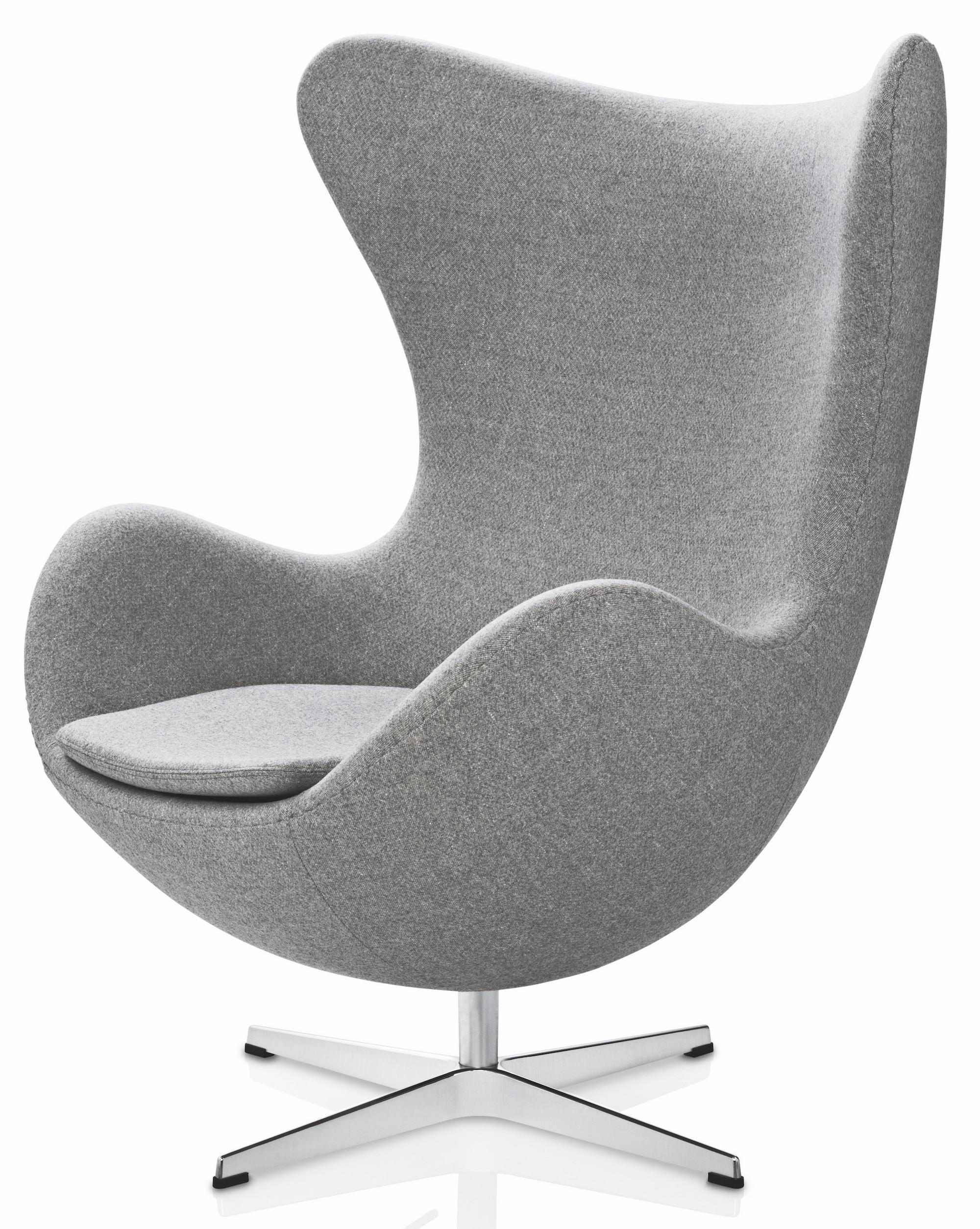 fritz hansen fauteuil egg arne jacobsen. Black Bedroom Furniture Sets. Home Design Ideas
