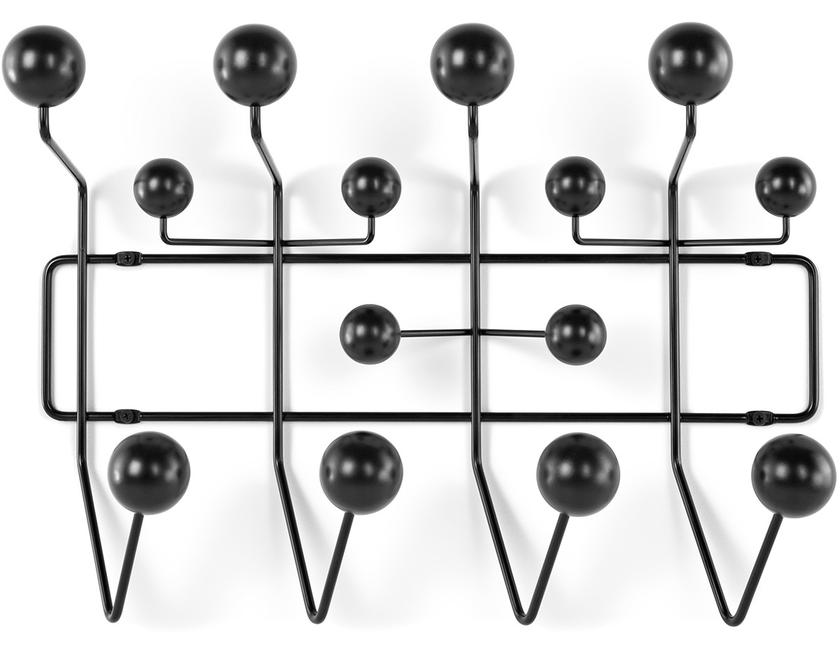vitra hang it all charles ray eames. Black Bedroom Furniture Sets. Home Design Ideas
