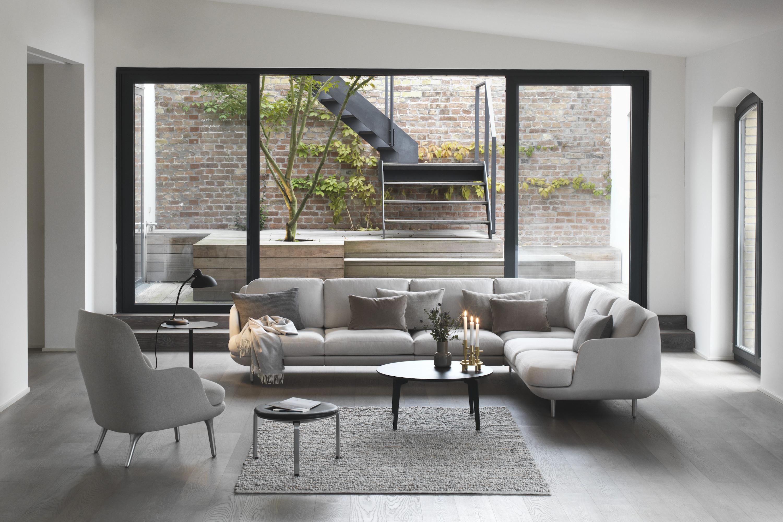 Fritz Hansen - Lune modular sofa – design Jaime Hayón