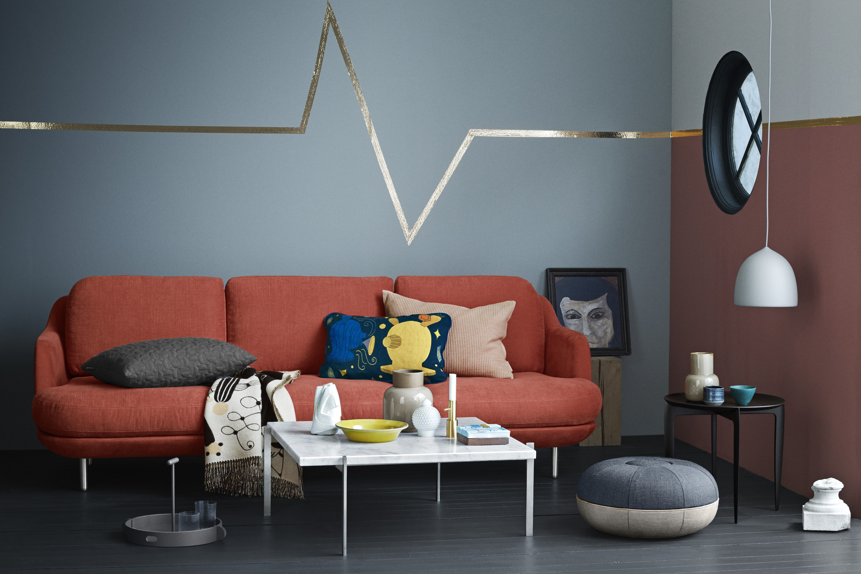 Fritz Hansen Lune Modular Sofa Design Jaime Hay 243 N