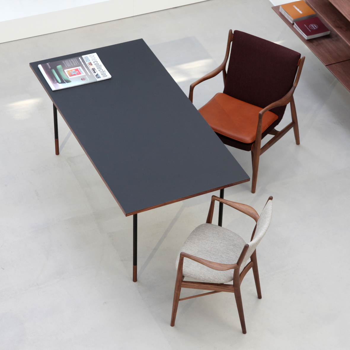 House Of Finn Juhl Nyhavn Table Amp Desk Design Finn Juhl