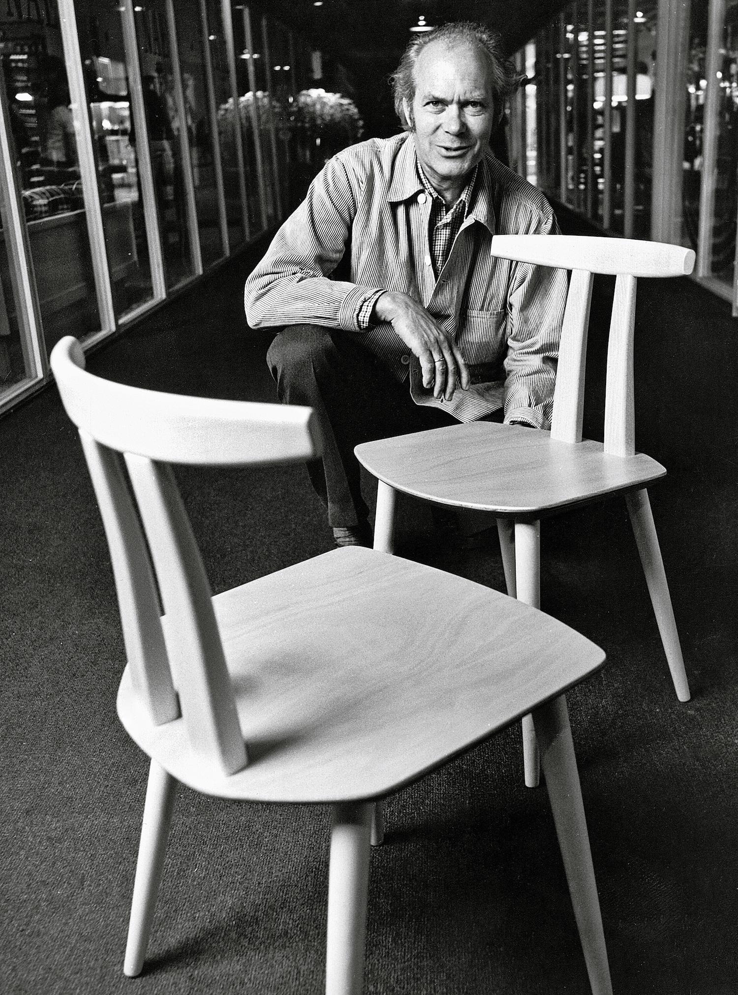 Amazing Fdb Mobler J82 Lounge Chair Design Jorgen Baekmark Bralicious Painted Fabric Chair Ideas Braliciousco