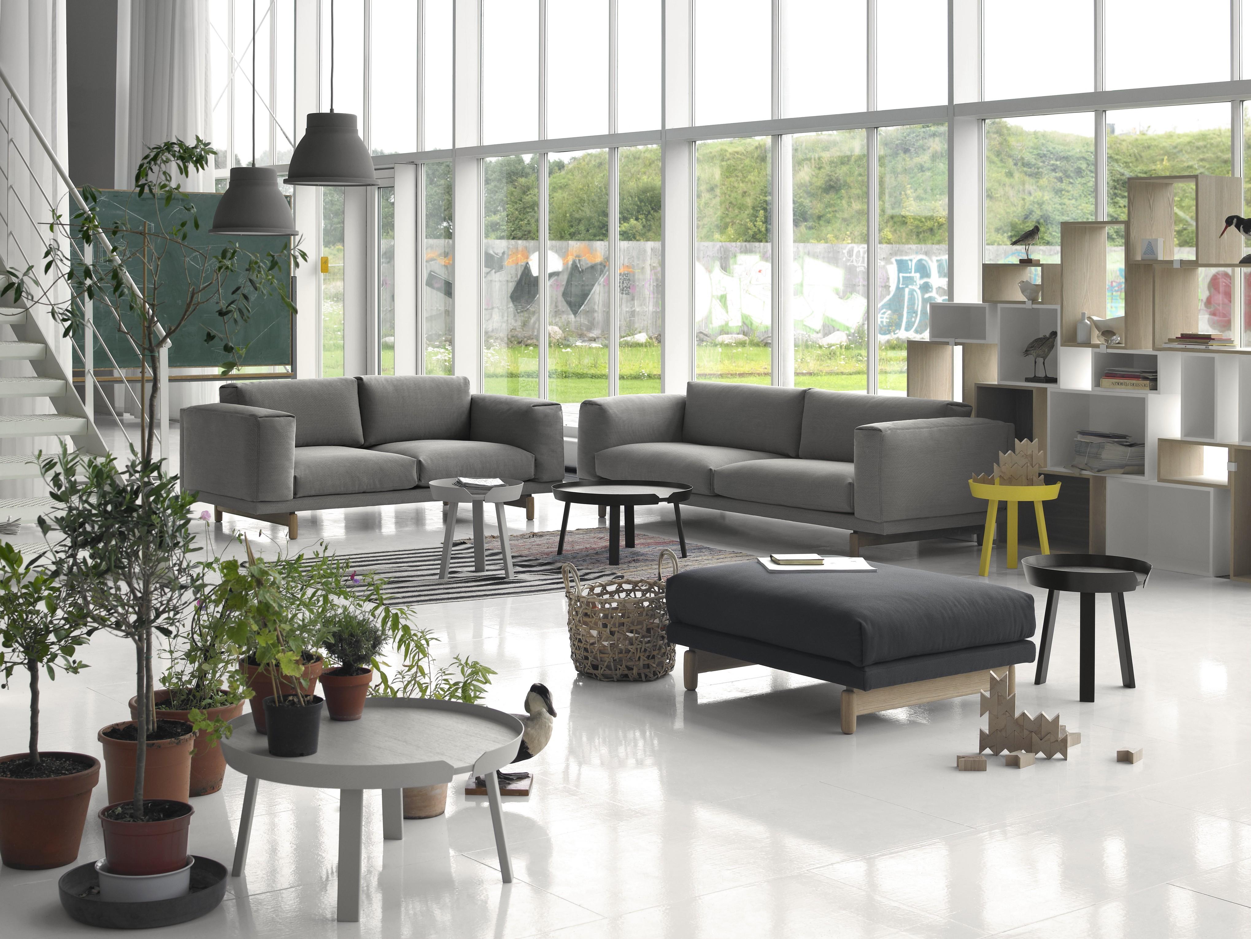 muuto rest sofa rest studio rest pouf. Black Bedroom Furniture Sets. Home Design Ideas