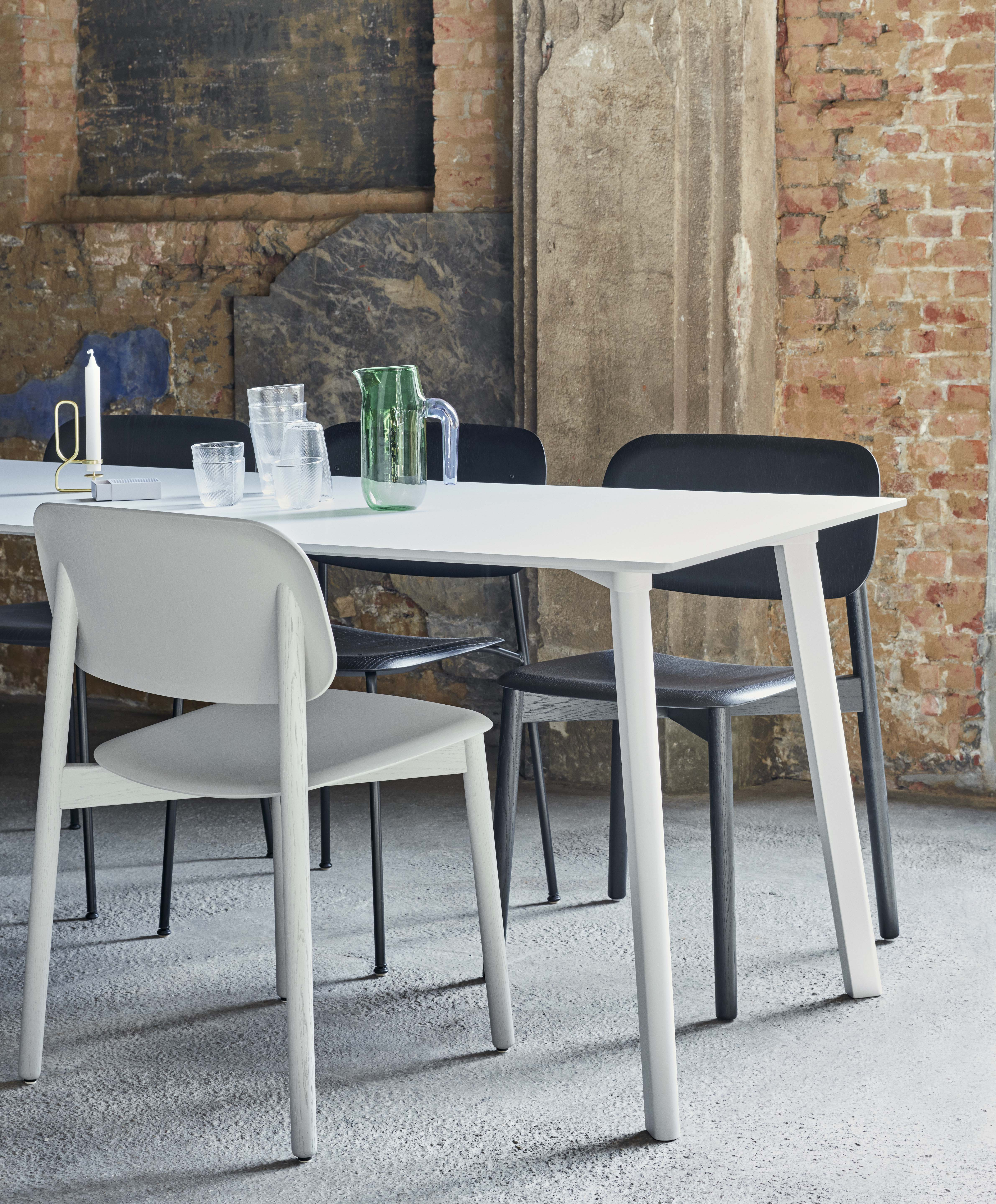 Hay soft edge chairs design iskos berlin for Scandic design