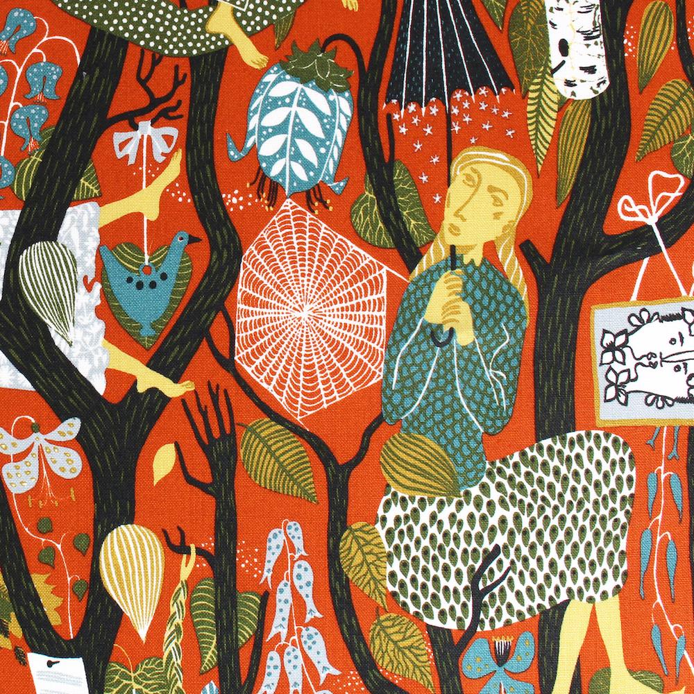 Melodi Fabric Design Stig Lindberg Ljungbergs