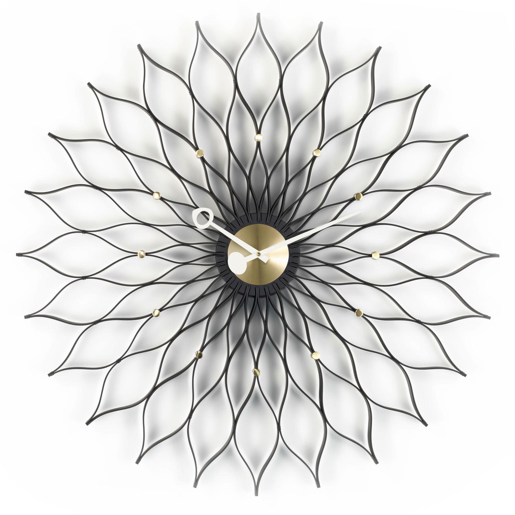 Vitra Sunflower Clock Georges Nelson
