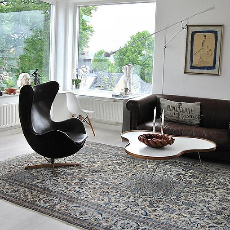 Flower Coffee Table.Swedese Flower And Flower Mono Coffee Tables Design Christine