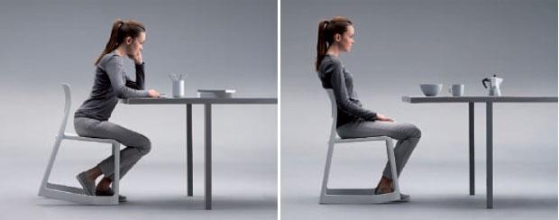 vitra chaise tip ton edward barber et jay osgerby. Black Bedroom Furniture Sets. Home Design Ideas