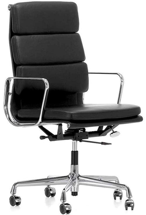 Vitra Soft Pad Group Chairs Ea217 Ea219 Design Eames