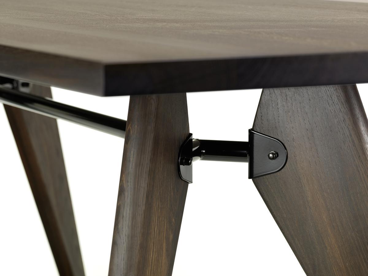 vitra  u2013 table solvay  u2013 design jean prouv u00e9  1941